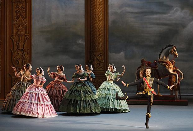 Премьера балета «Парижское веселье»