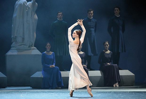Премьера балета «Зимняя сказка»