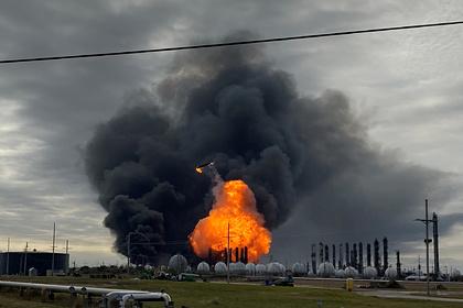 5  городов эвакуируют вСША из-за взрывов нанефтезаводе