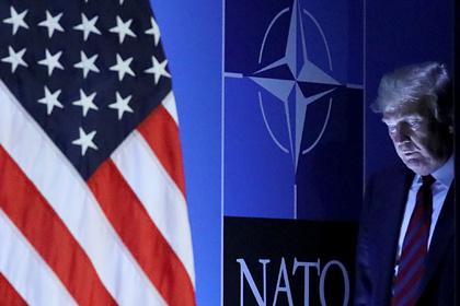Столтенберг ответил на объявление Макрона оврагах НАТО