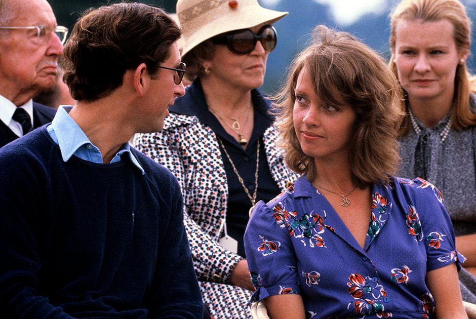 Чарльз и Сабрина Гиннесс на игре в поло, 1979 год