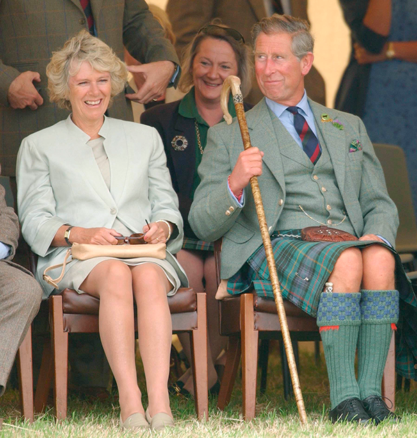 Принц Чарльз и Камилла Паркер-Боулз, 2003 год