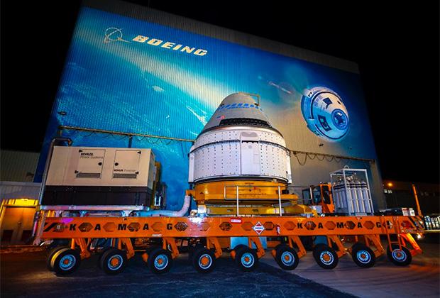 Космический корабль Starliner