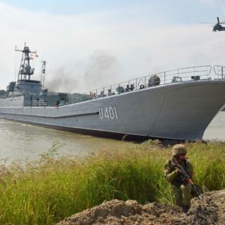 Десантный корабль «Юрий Олефиренко»