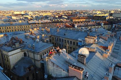 Подсчитана стоимость жилья на главной барной улице Петербурга