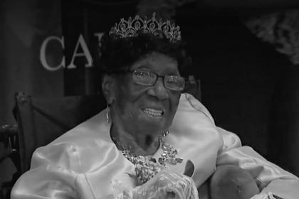 Самая старая американка умерла в 114 лет