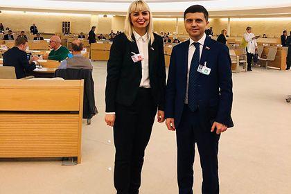 Анастасия Гридчина и Руслан Бальбек
