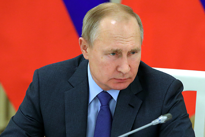 Путин обеспокоился за слово «мама»