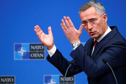 В НАТО назвали Россию своей главной угрозой
