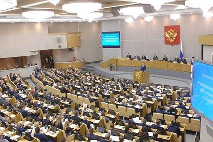 В Госдуме сочли «низкопоклонством» введение новых званий на Украине