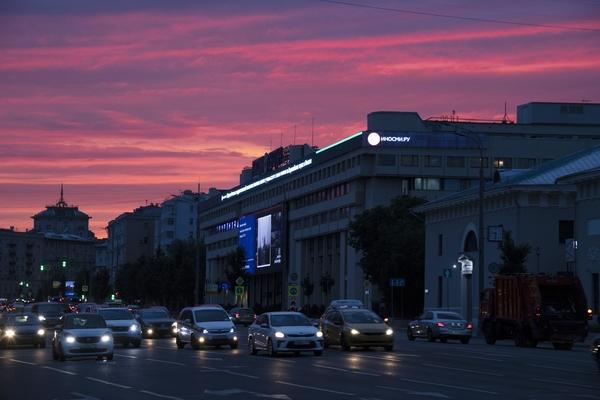 Назван самый угоняемый автомобиль Москвы