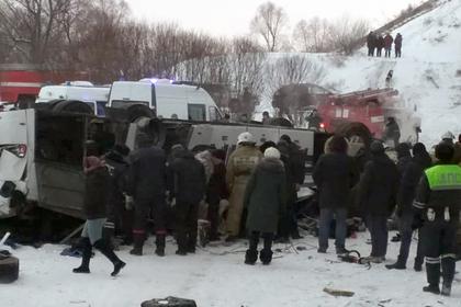 Очевидец рассказал о спасении пострадавших в ДТП с автобусом в Забайкалье