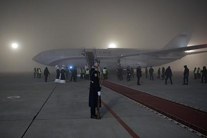Летчики самолета Путина рассказали о приземлении в сильнейшем тумане