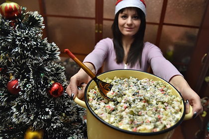 Названо самое вредное блюдо новогоднего стола