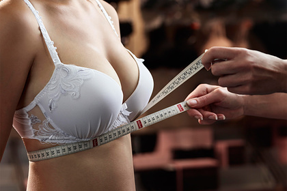 Большую грудь сочли неуместной в рекламе жилья