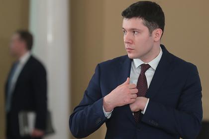 Антон Алиханов Фото: Виталий Белоусов / РИА Новости
