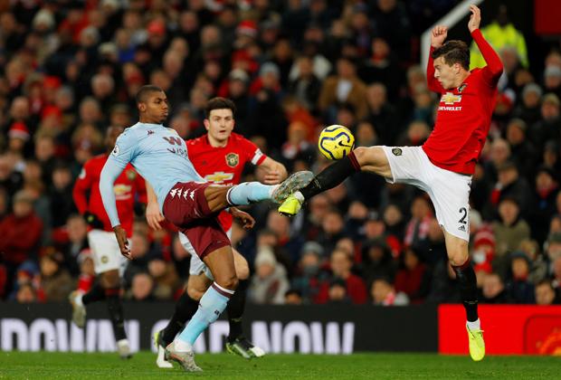 Матч «Манчестер Юнайтед» — «Астон Вилла»