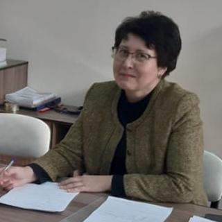 Галина Синькова