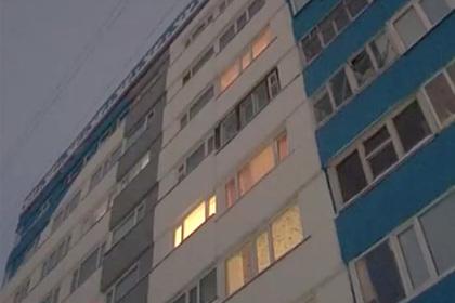 В России девочка и кошка выжили после падения с девятого этажа