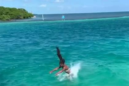 Удивительный прыжок американской гимнастки поразил фанатов