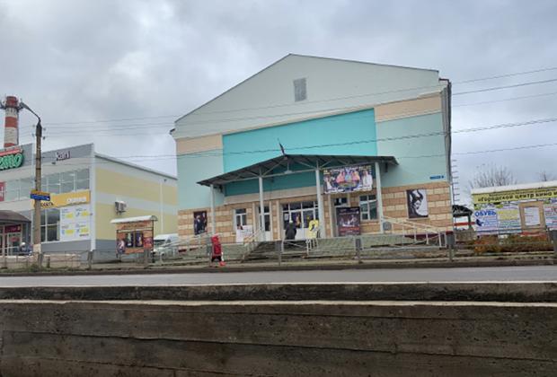 Кинотеатр «Комсомолец»  в городском центре досуга и кино, Верещагино