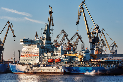 В России заложат третий ледокол проекта 22220