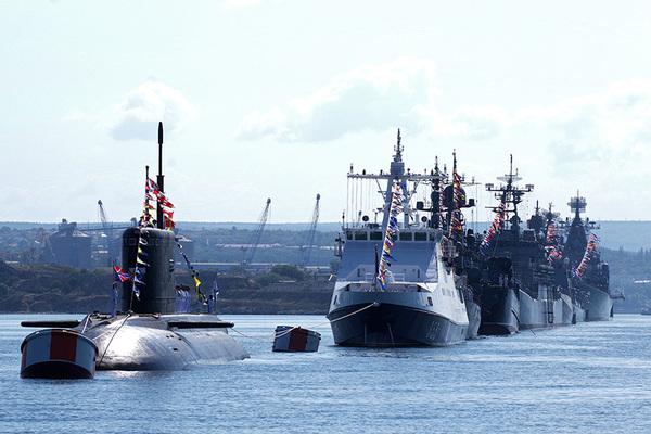 ВМФ России пообещали погибель уже вблизи России