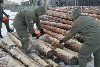 На помощь подтопленцам в Иркутской области направили «Молодежку ОНФ»