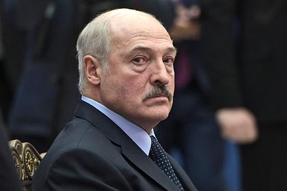Лукашенко заметил признаки нового передела мира