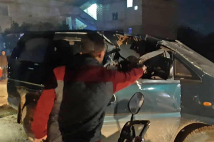 Пенетратор американского «Адского огня» в Сирии попал на снимки