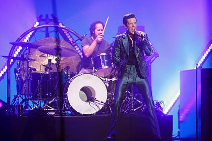 The Killers выступят на фестивале Park Live