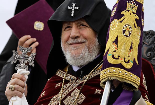 Католикос Гарегин II
