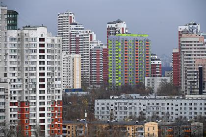 Раскрыта настоящая причина роста цен на квартиры в Москве