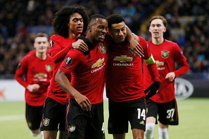 Видеотрансляцию матча «Манчестер Юнайтед» — «Тоттенхэм» покажут онлайн