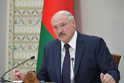 В Литве Лукашенко окрестили «российским губернатором»