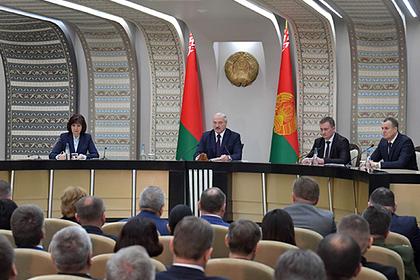Лукашенко захотел передать детям независимую и суверенную страну