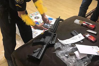 Пара случайно подарила нерожденному ребенку заряженную винтовку