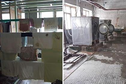 В России санитары стирали одноразовые простыни после трупов и выдавали пациентам