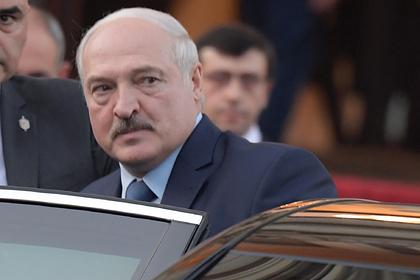 Лукашенко рассказал об антибелорусском давлении на Путина