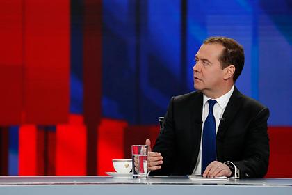 Медведев увидел реальную угрозу отключения России от глобального интернета