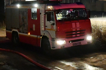 Россиянин воспользовался дезодорантом и сжег квартиру