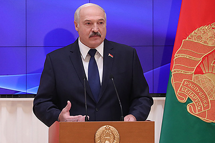 Лукашенко назвал фейком возможность войны России и Белоруссии
