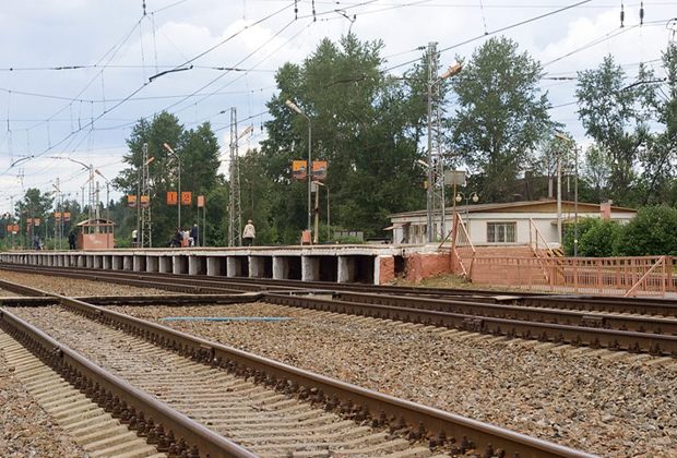 Станция Катуар