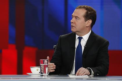 Медведев рассказал о решении воевать с Грузией