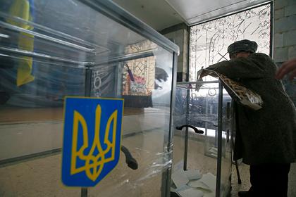 Киев назвал срок проведения выборов в Донбассе