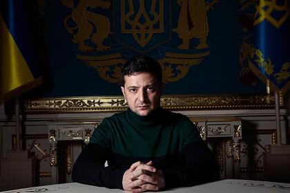 Президент Украины впервые попал на обложку Time