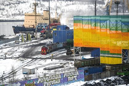 Россия увеличит грузоперевозки по Севморпути