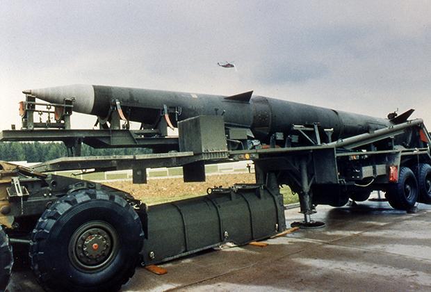 Ракета Pershing II