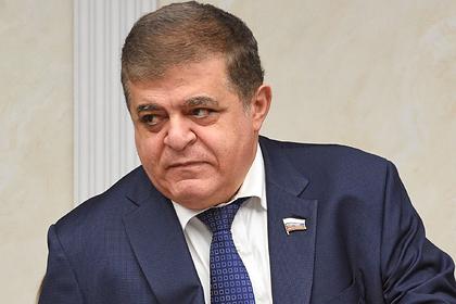 В Совфеде раскритиковали желание Киева отгородиться от Донбасса стеной