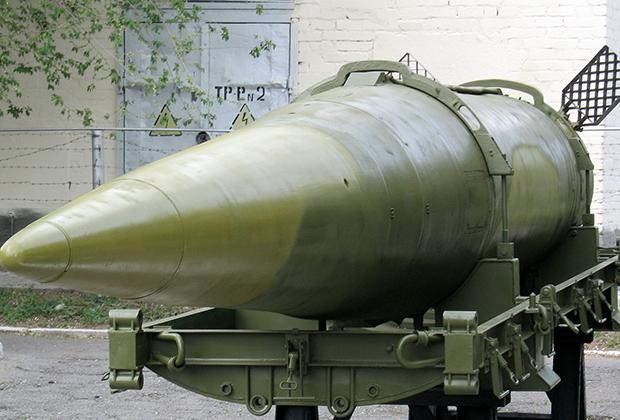 Ракета 9М714 комплекса 9К714 «Ока»